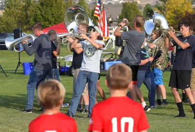 ridgeline marching band