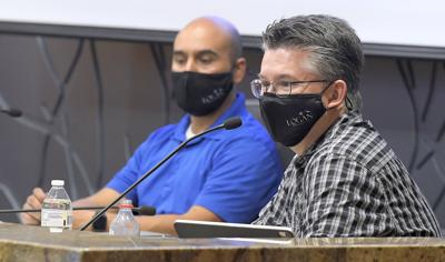 mask wearing city council