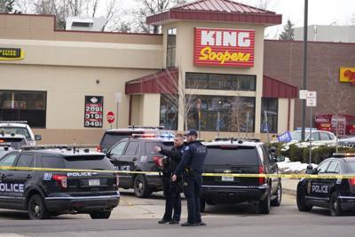 Supermarket Shooting