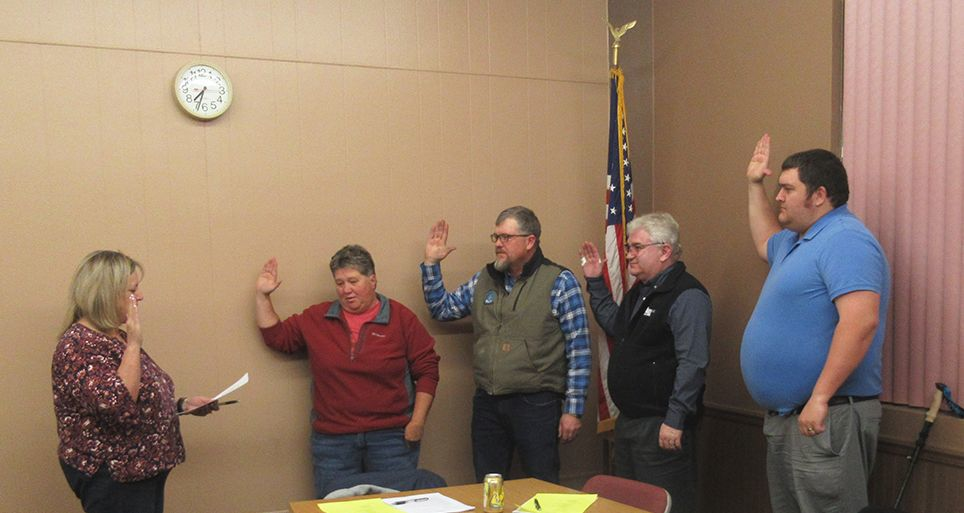 Montpelier City Council swears in new members