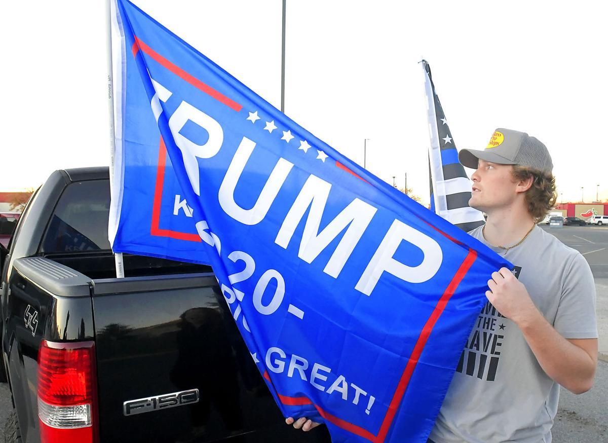 trump trucks MAIN