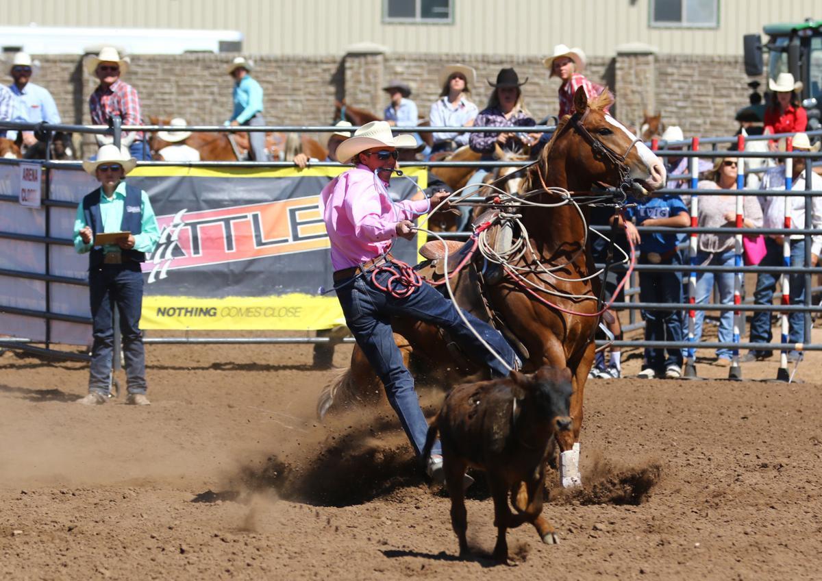 HS rodeo finals Keegan Cumbie