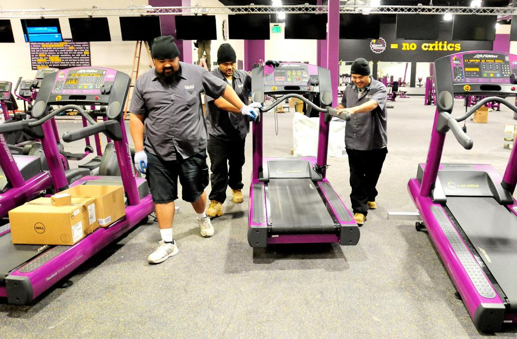 Logan Planet Fitness Moves To South End The Herald Journal Hjnews Com