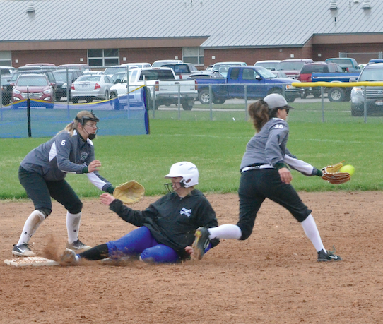Lady Indians sweep Wolverines, remain undefeated at home