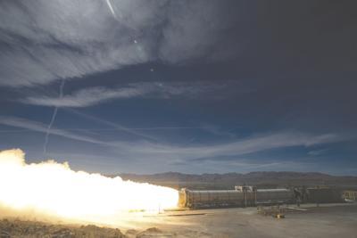 NG rocket test 9-2-20
