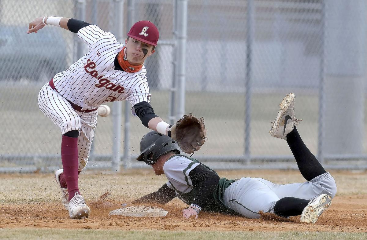 Logan Green Canyon Baseball SECONDARY