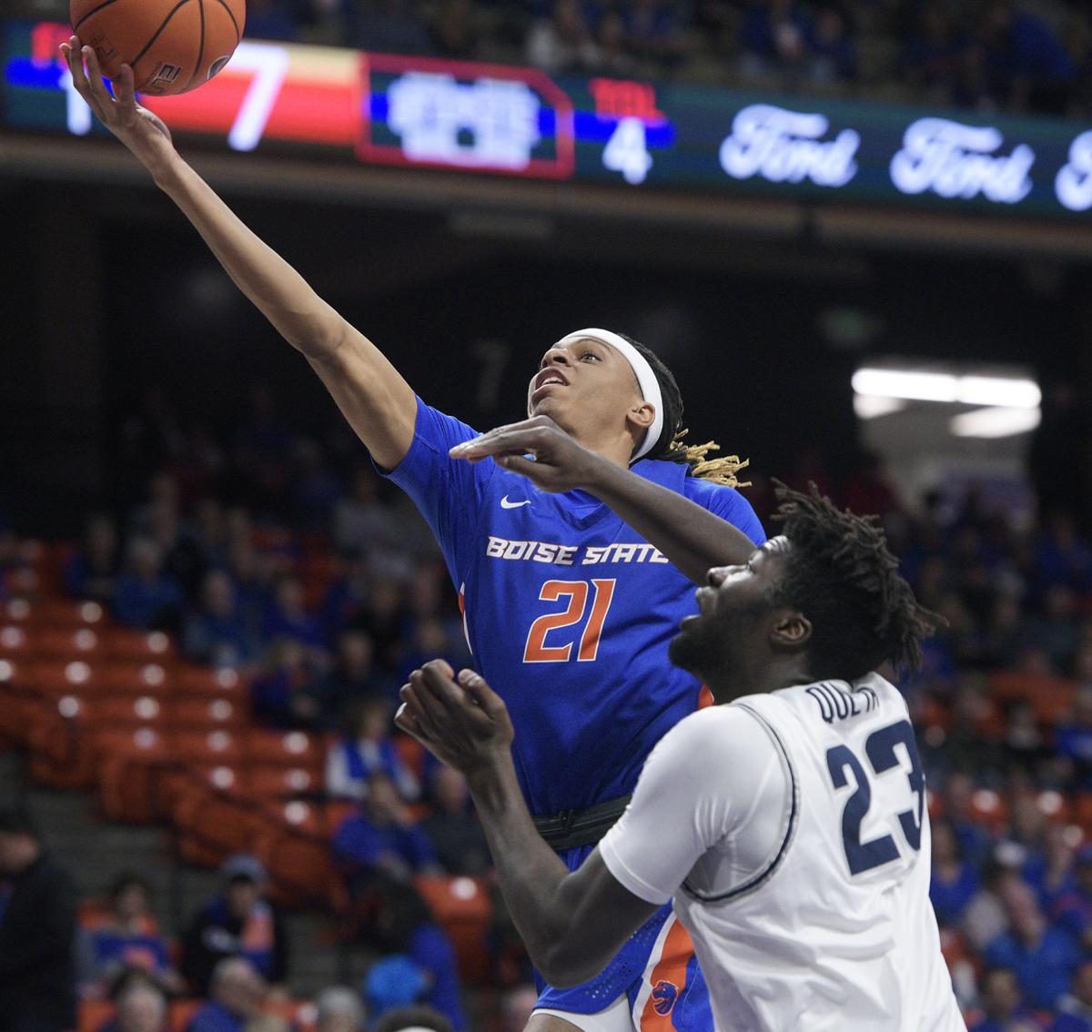 Aggies suffer epic collapse against Broncos