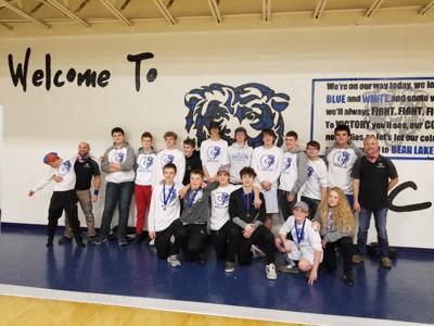 Bear Lake Wrestling Team