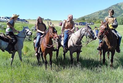 Pony Express winners