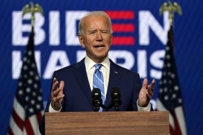 APTOPIX Election 2020 Biden