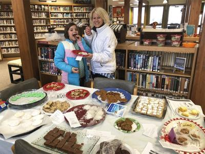 Cokeville Library Cookie Exchange