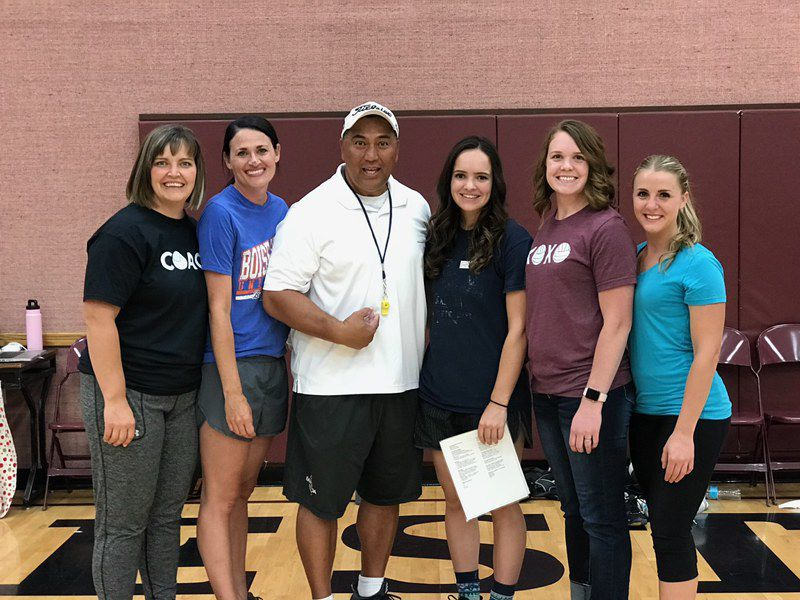 Principal Royer to coach West Side Volleyball