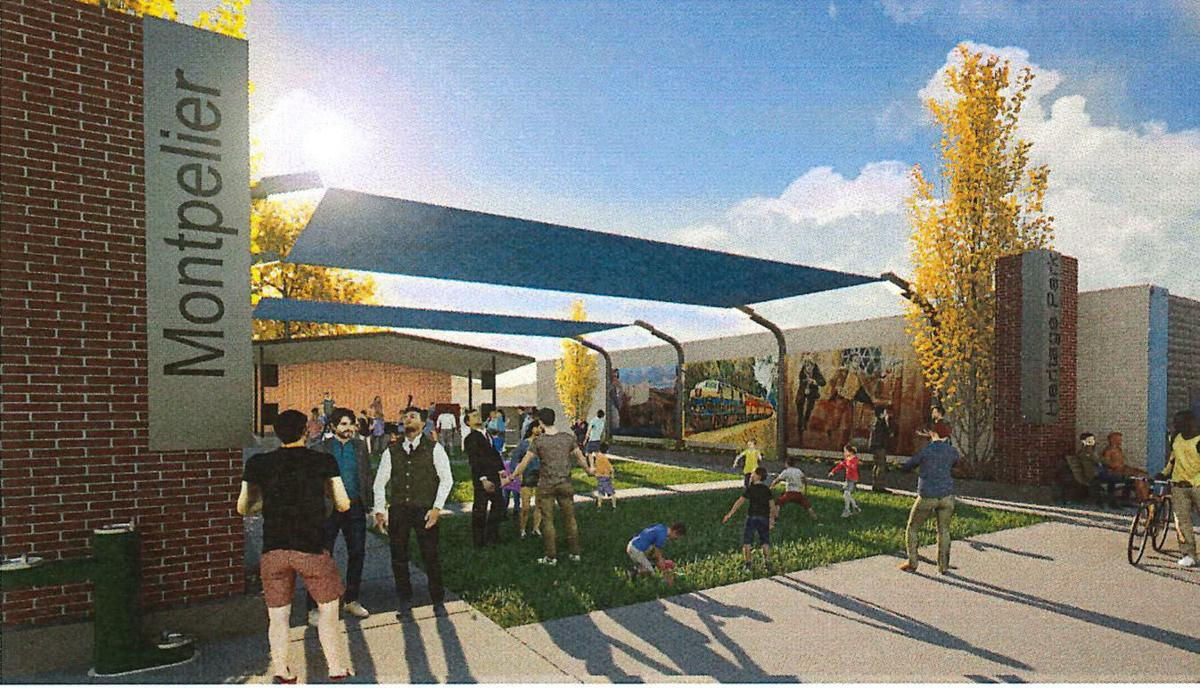 Idaho Commerce Department Award Block Grant to Montpelier City
