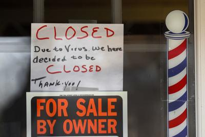 Virus Outbreak Small Business Relief Delays