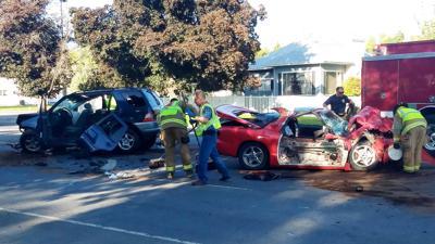 Smithfield Crash