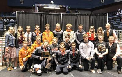 Panthers Wrestling