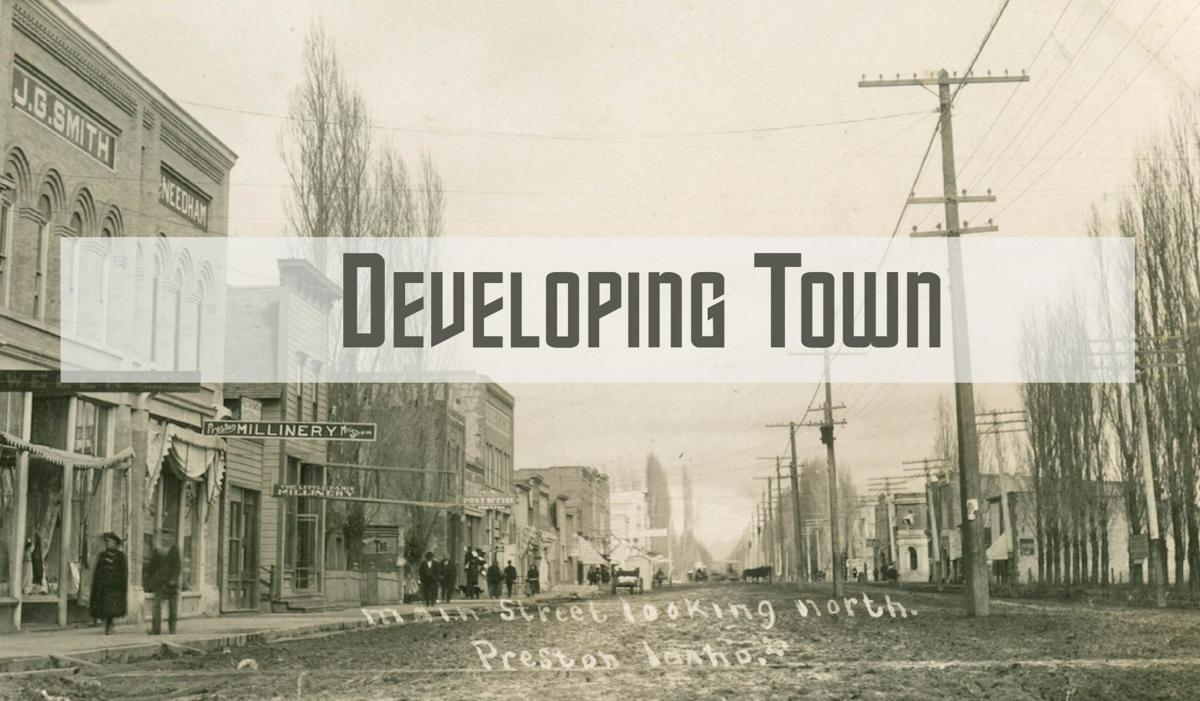 ■ Developing Town: Preston was passionate for the CV pennant