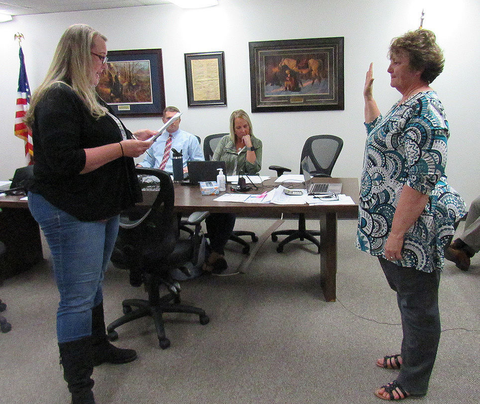 New member appointed to School Board