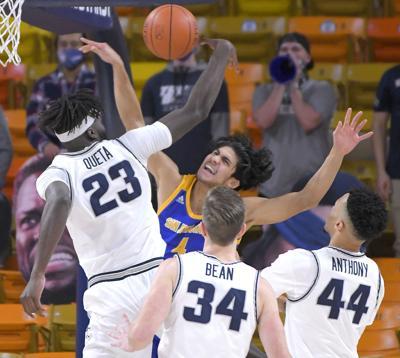 San Jose St Utah St Basketball QUETA FOLLOW