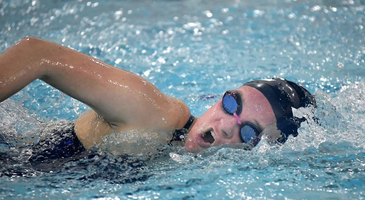 swimming SECONDARY