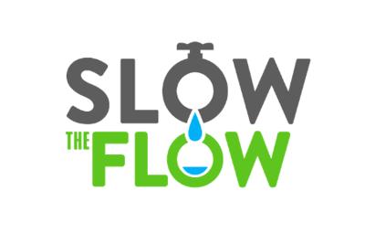 Slow the Flow logo