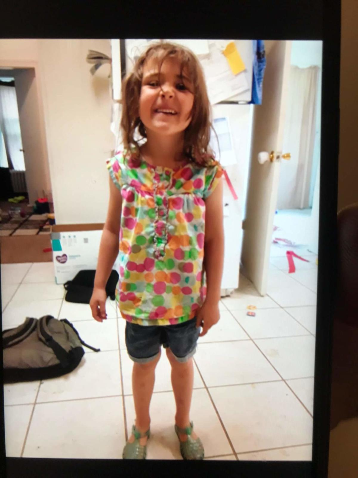 Missing 5 year old