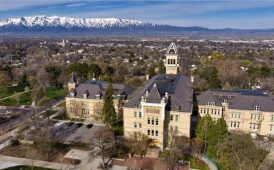 USU OLD MAIN (copy)