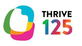 Thrive125 logo