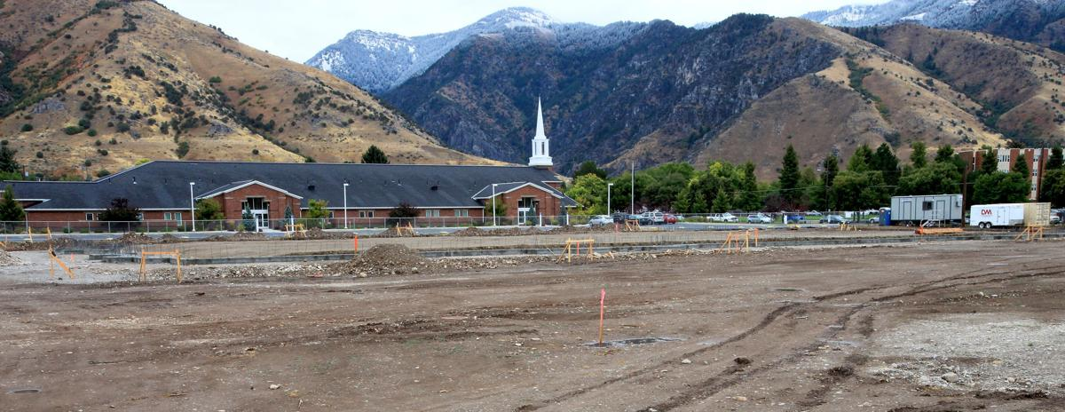 What's Up With That? Another LDS meetinghouse being built at