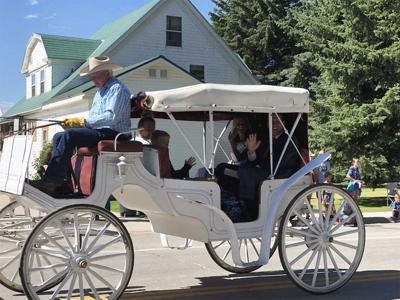 Cokeville Pioneer days