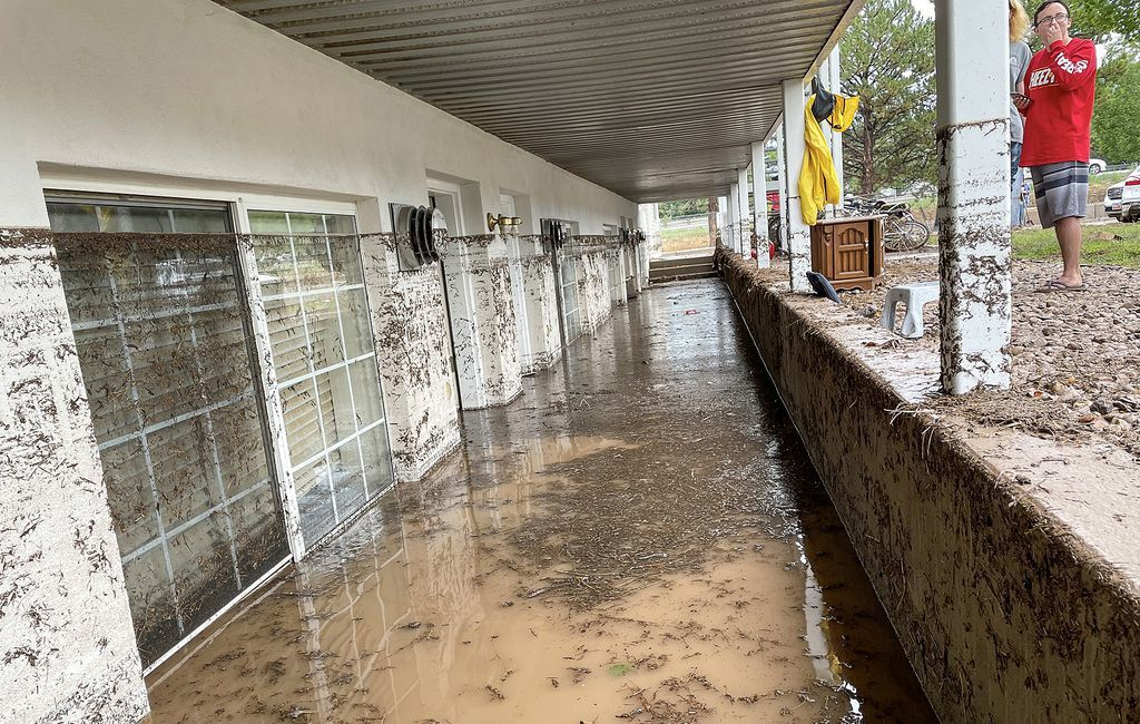 Cedar City braces for more rain as it recovers from flash floods