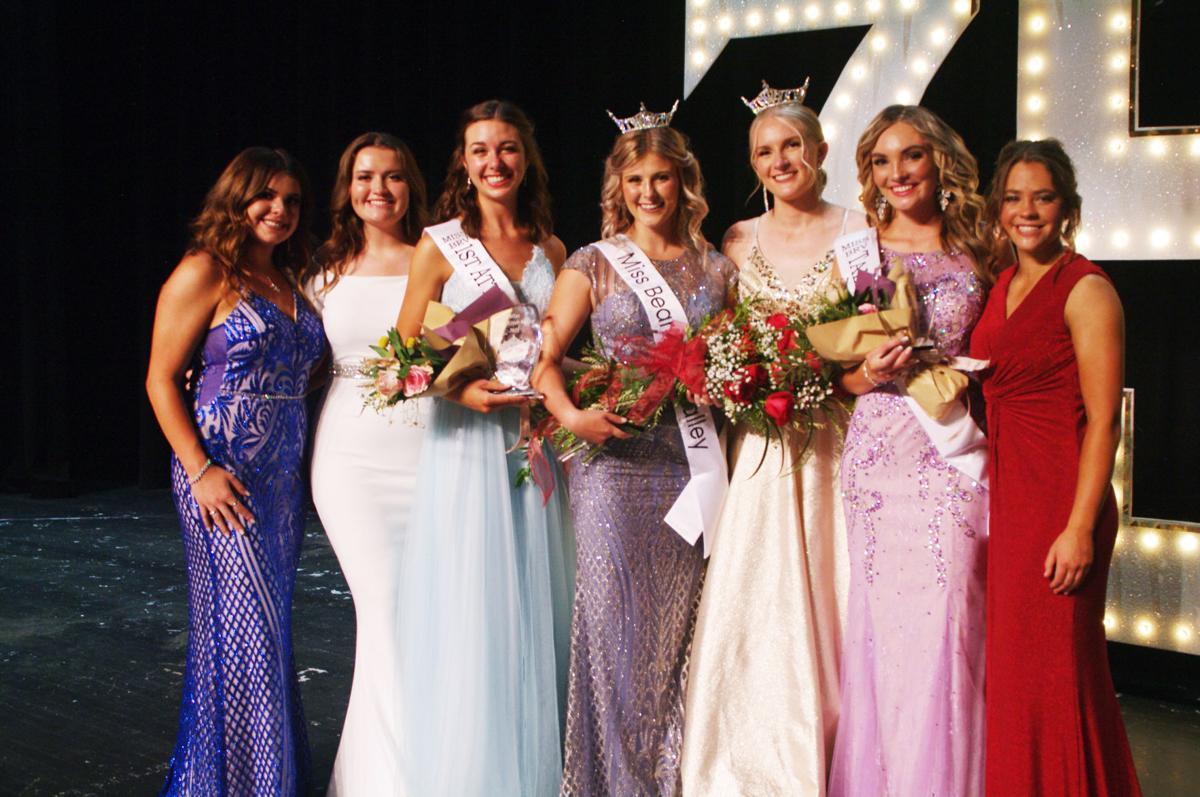 Miss BRV 2021 contestants
