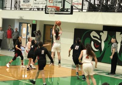 Lady Panthers Basketball