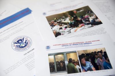 Immigration Child Detention Report