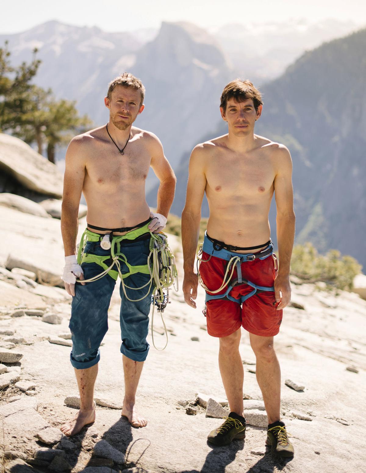 Yosemite-Speed Climb