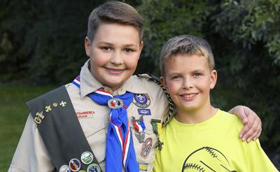 boy scout award