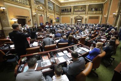 Utah Legislature Opens