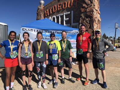 Runners compete in Wyoming Leg of Bear Lake Trifecta