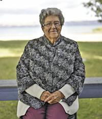 LaRae Lewis Nielson will be turning 90 years old