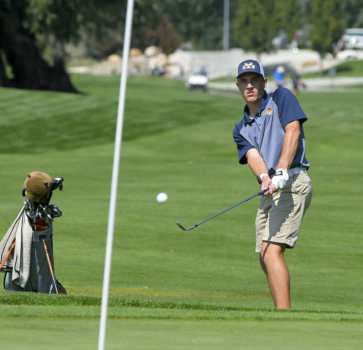 High School Golf MOUNTAIN CREST