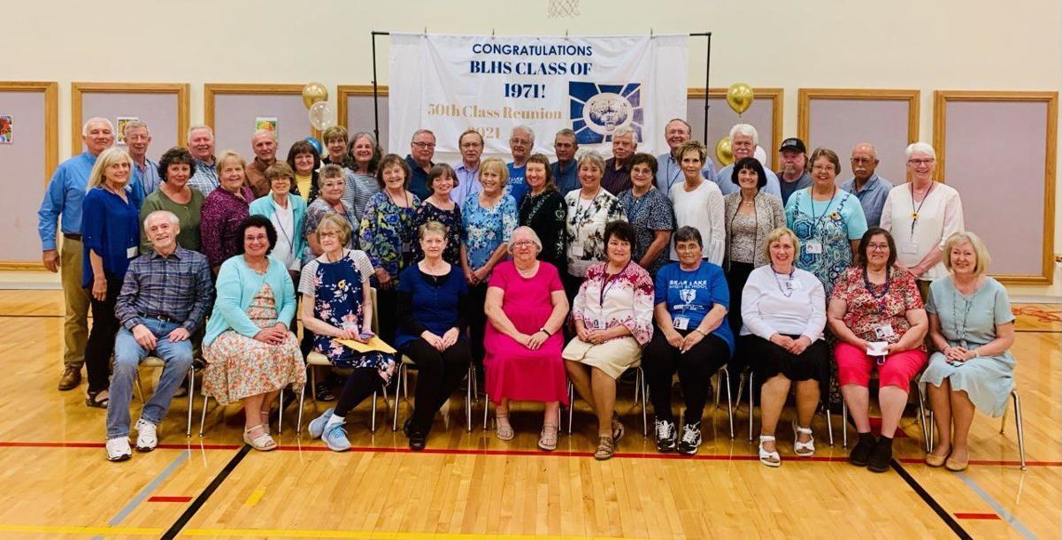 BLHS Class of 1971 Holds 50-year Class Reunion