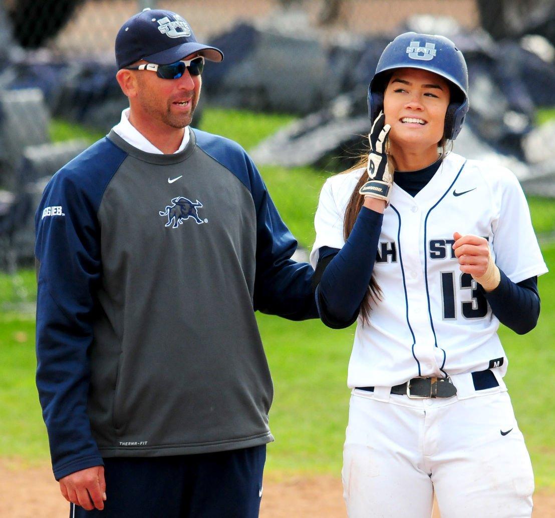 softball coaches wife