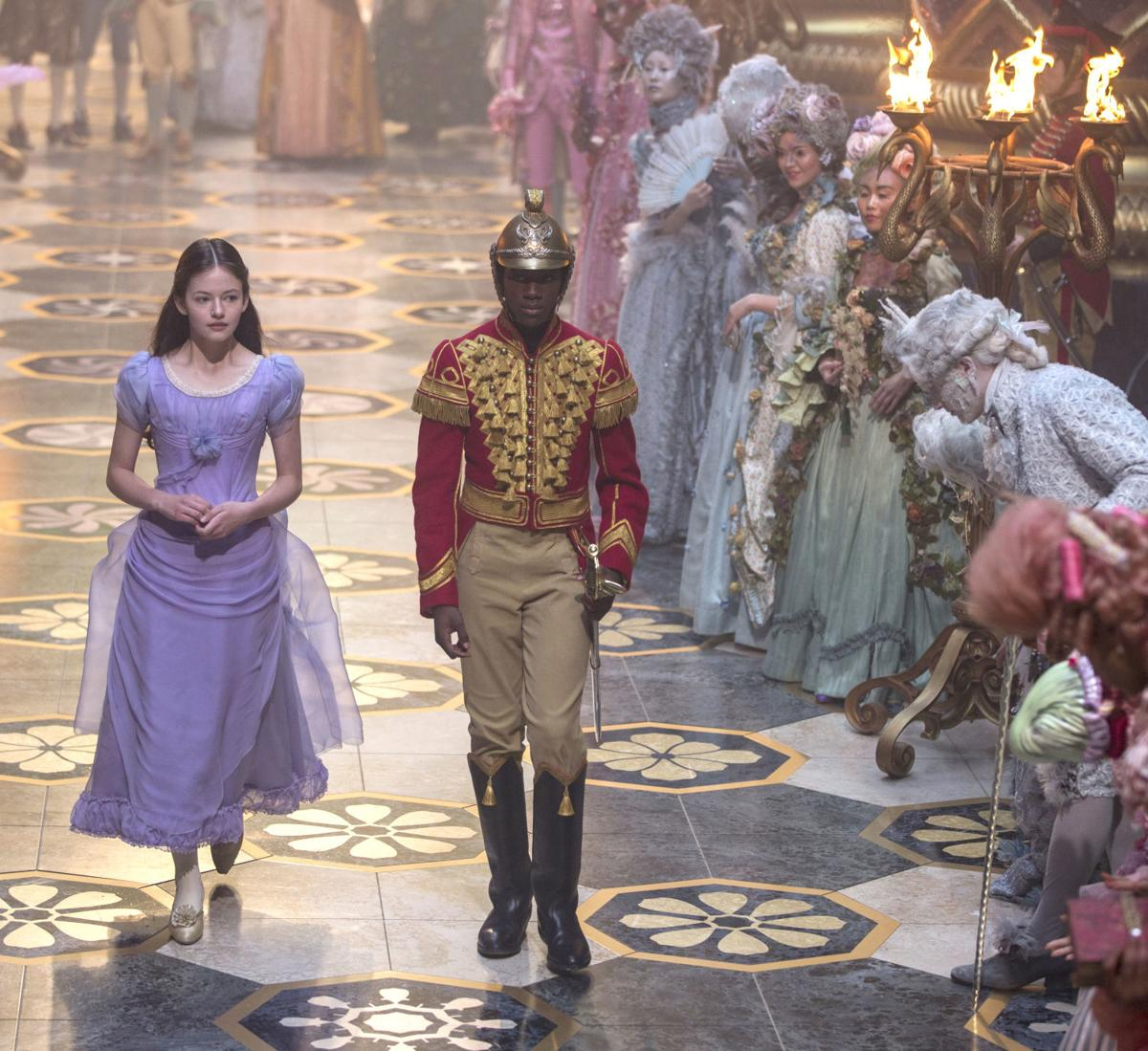 Film Review - The Nutcracker and the Four Realms