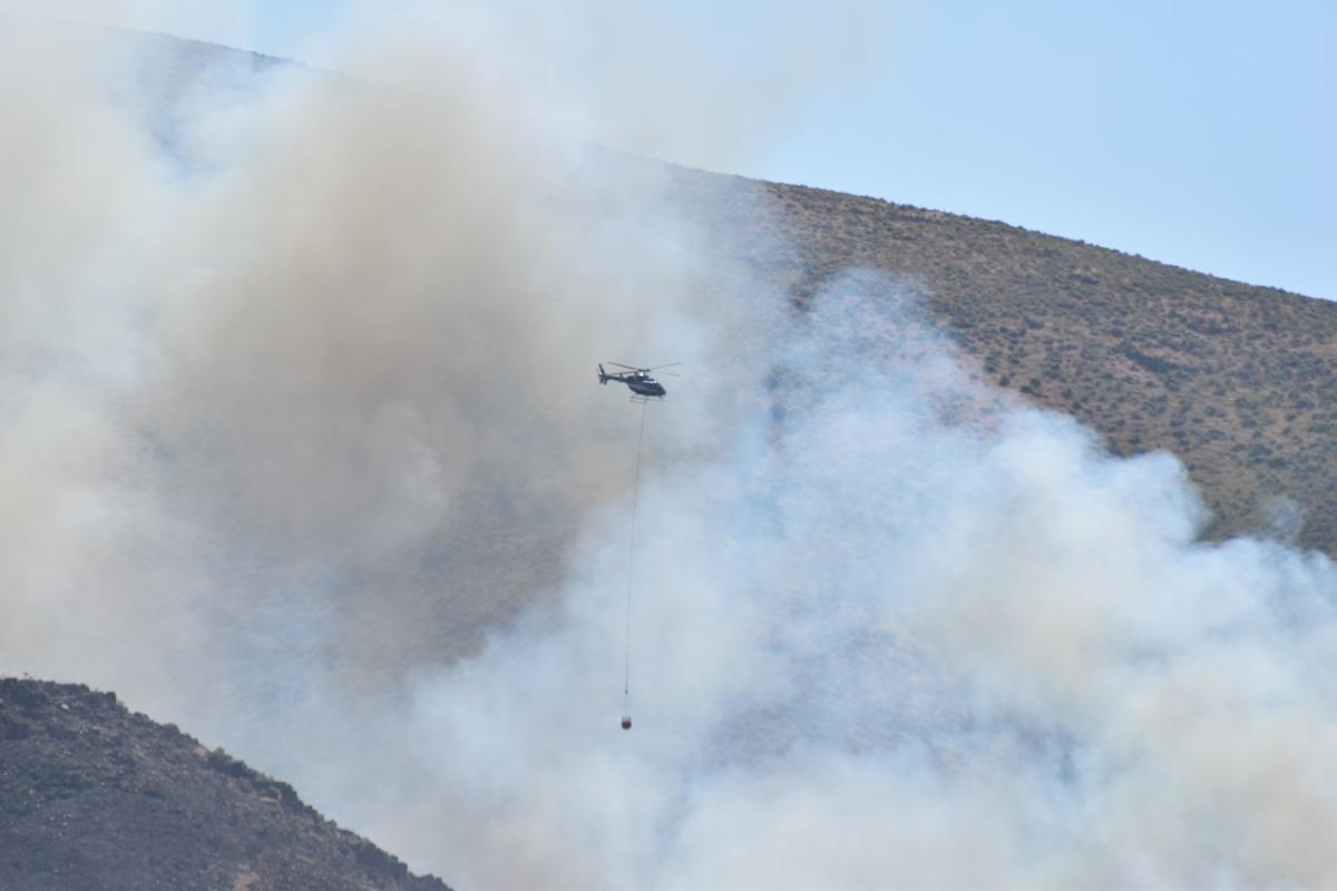 Radio Hill Fire Main