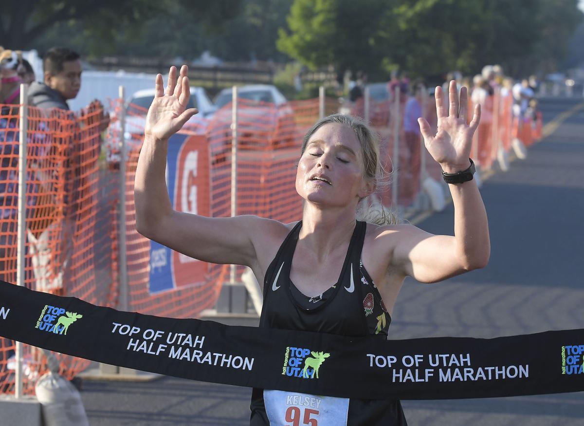 Braithwaite, Asay capture titles at TOU Half Marathon