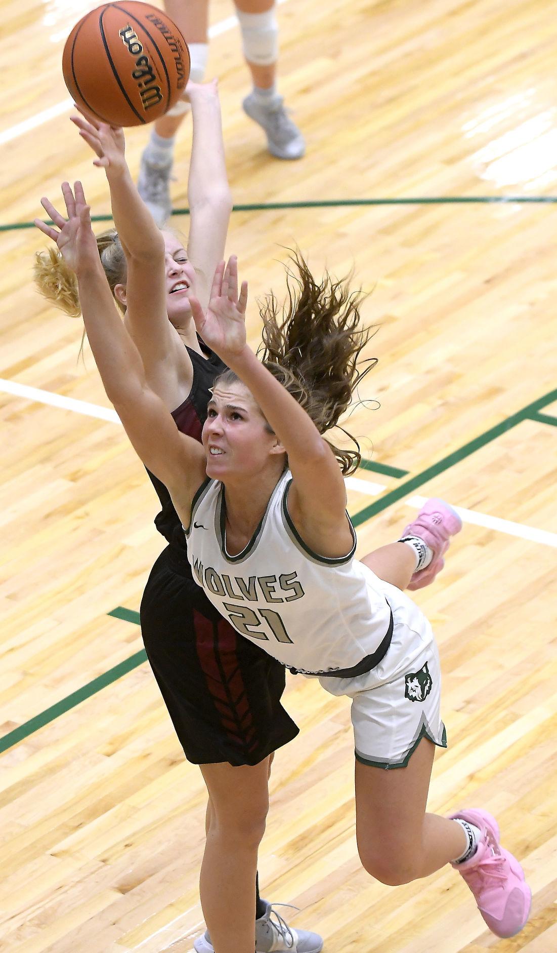 Green Canyon Logan Basketball