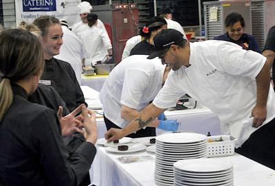Annual Spice on Ice event raises money for Eccles Ice Center with culinary creations