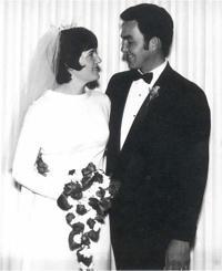 Woolfs celebrate 50th Wedding Anniversary