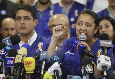 Venezuela Political Crisis Exiles