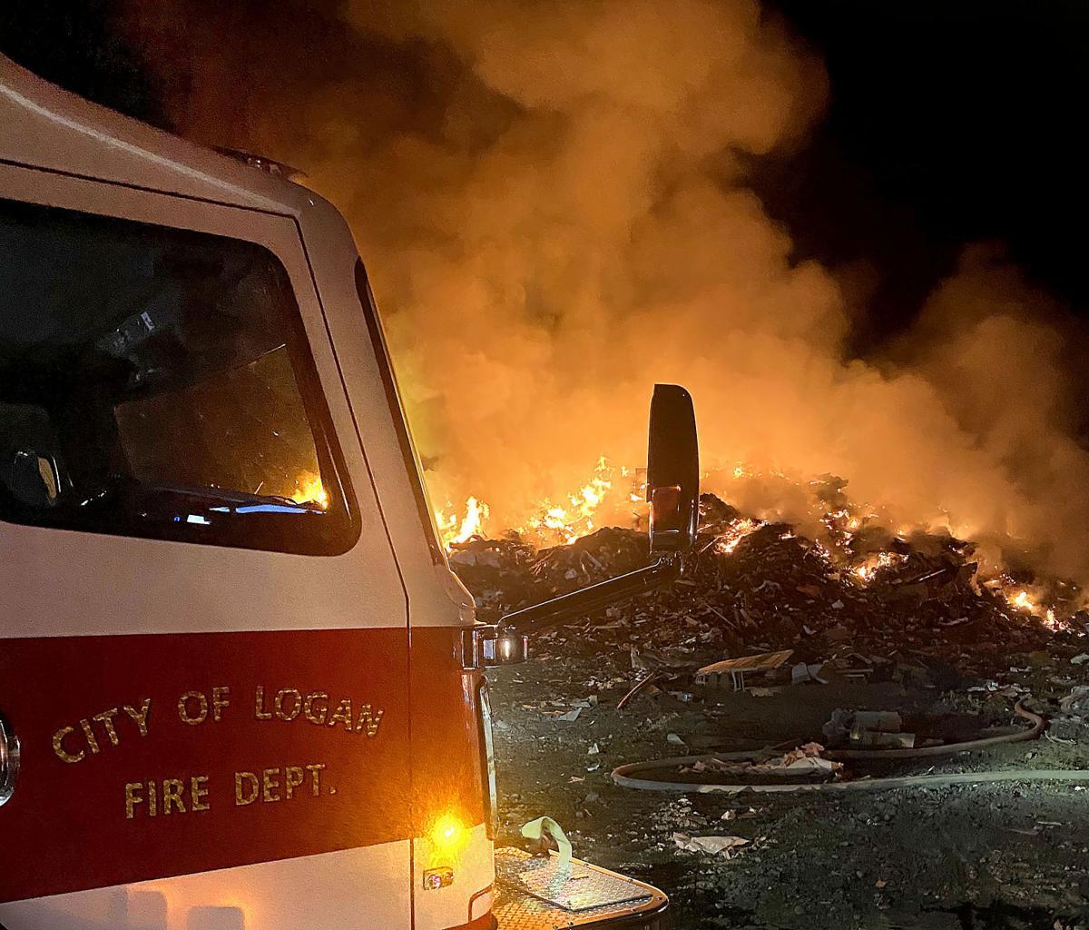 landfill fire MAIN ART